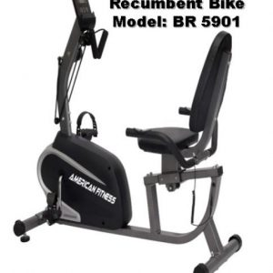 American Fitness BR-5901