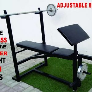 Bench Press 8 in 1 price in Pakistan