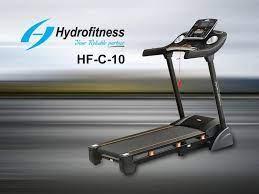 Hydro Fitness HF C10 Motorized Treadmill